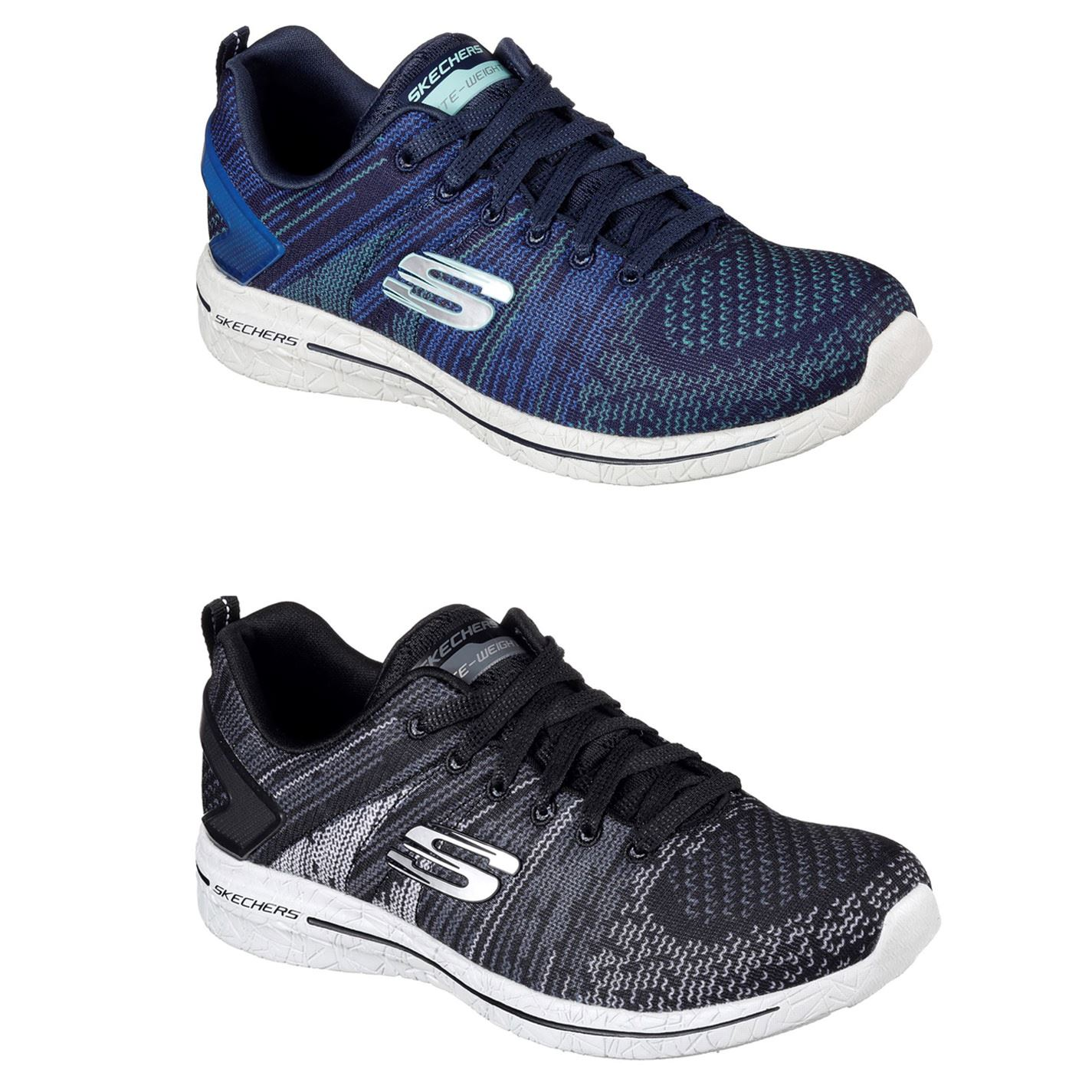 e58a0a3d97 ... Skechers Burst 2 Trainers Ladies Shoes Womens Footwear ...