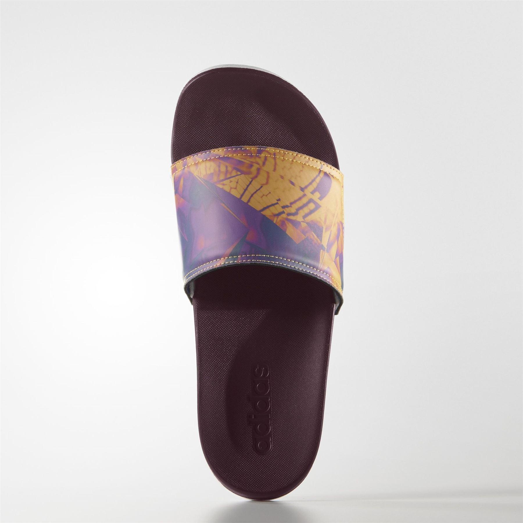 Adidas Adilette Slides maron