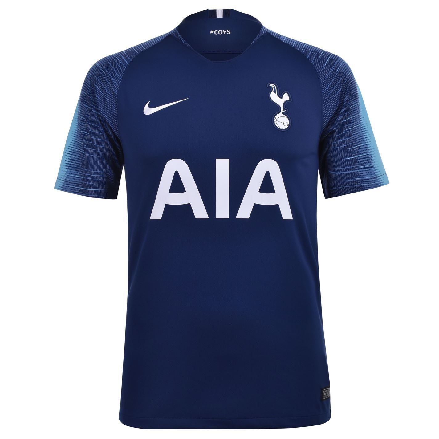 Nike Tottenham Hotspur Away Shirt Mens Blue Football Soccer Jersey Top Ebay