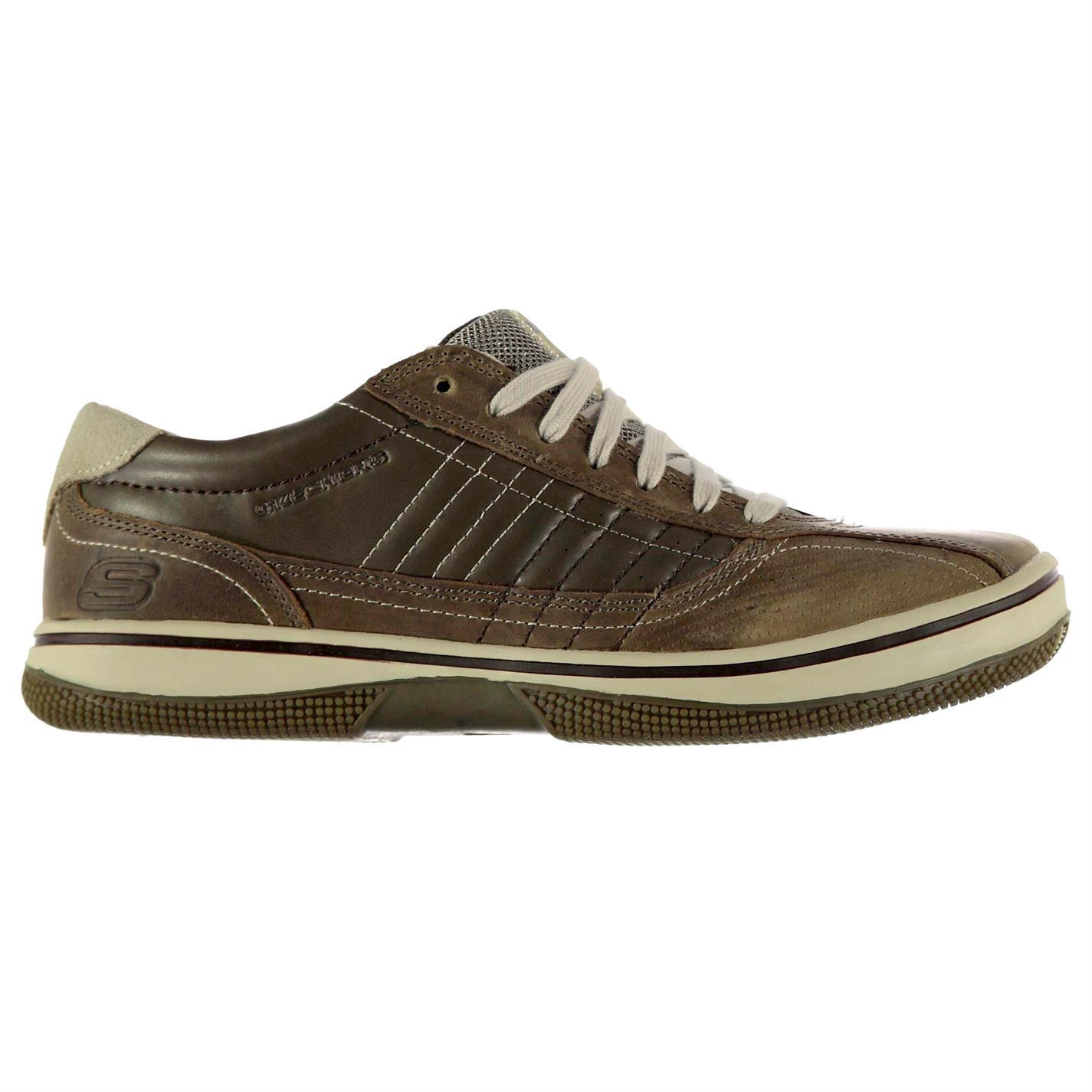 new product fc89d 47020 ... Skechers Piers Sport Trainers Mens Athleisure Footwear Shoes Sneakers