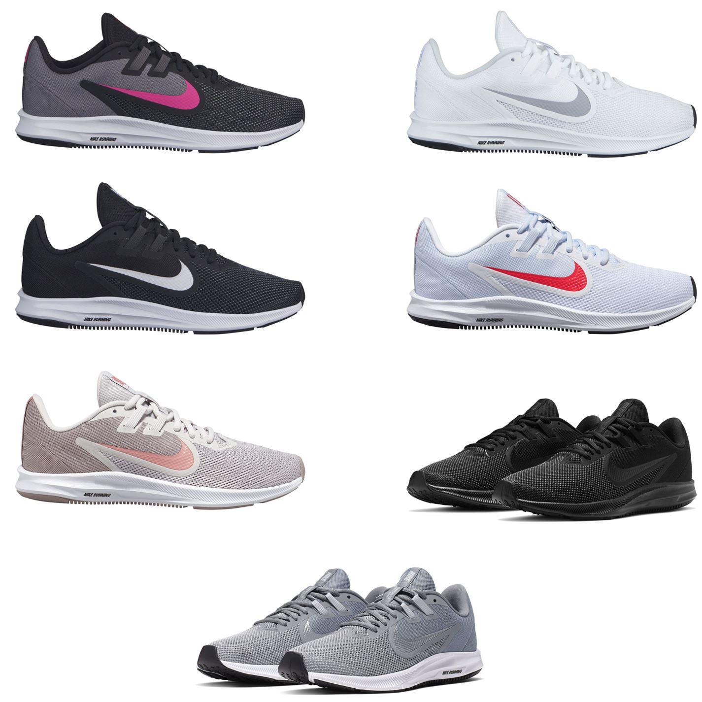 Mansedumbre Armario Sonrisa  Nike Downshifter 9 Zapatillas Mujer Zapatos Mujer Correr Zapatillas Calzado  | eBay