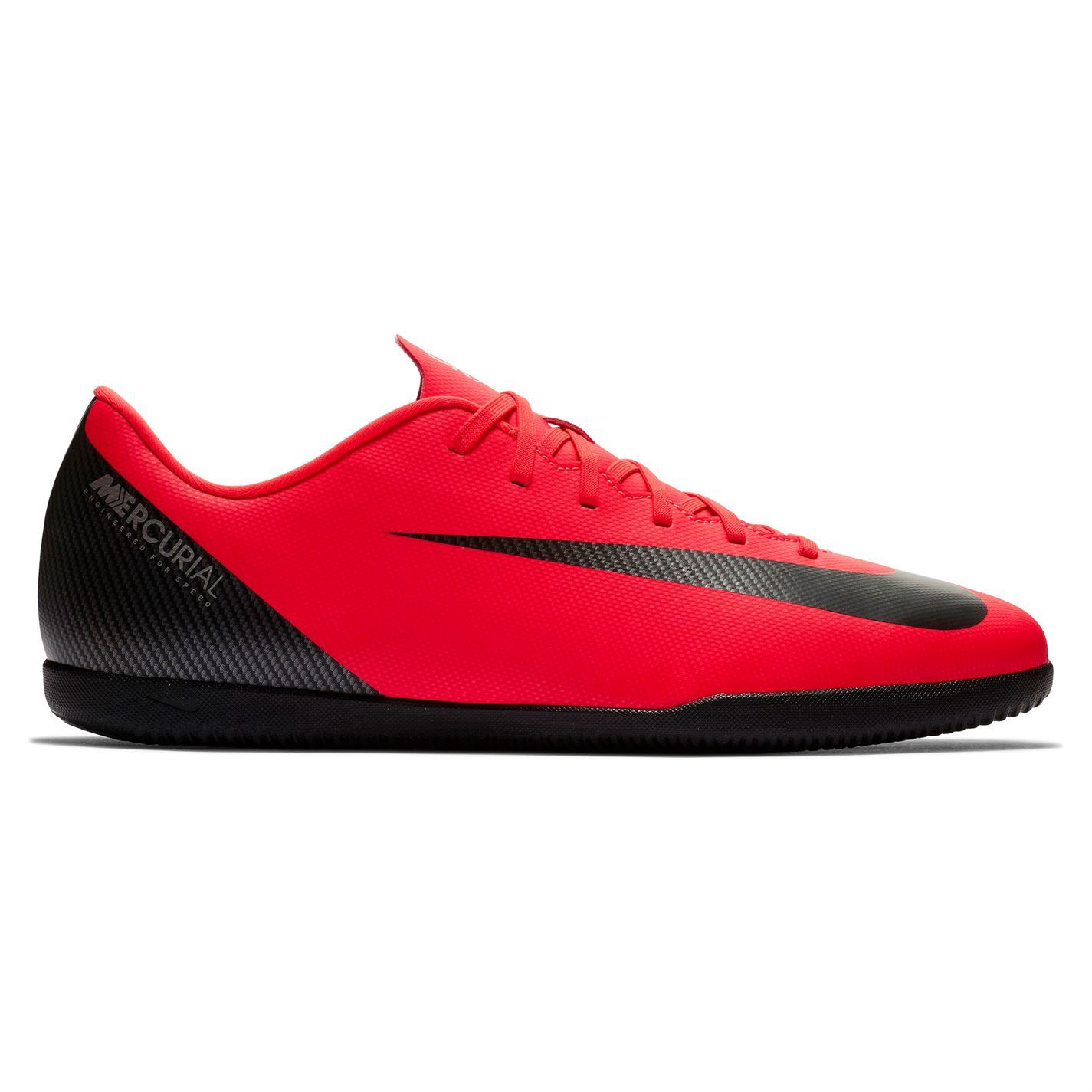 c392853d368 Nike Mercurial Vapor Club CR7 Indoor Football Trainers Mens Red Soccer Shoes  .