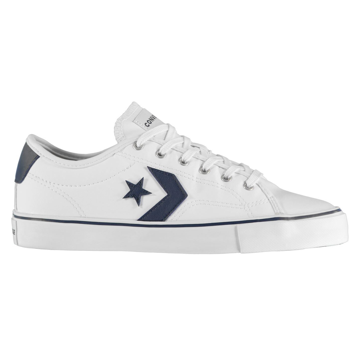 Converse-Ox-Replay-Low-Baskets-Pour-Homme-Chaussures-De-Loisirs-Chaussures-Baskets miniature 11