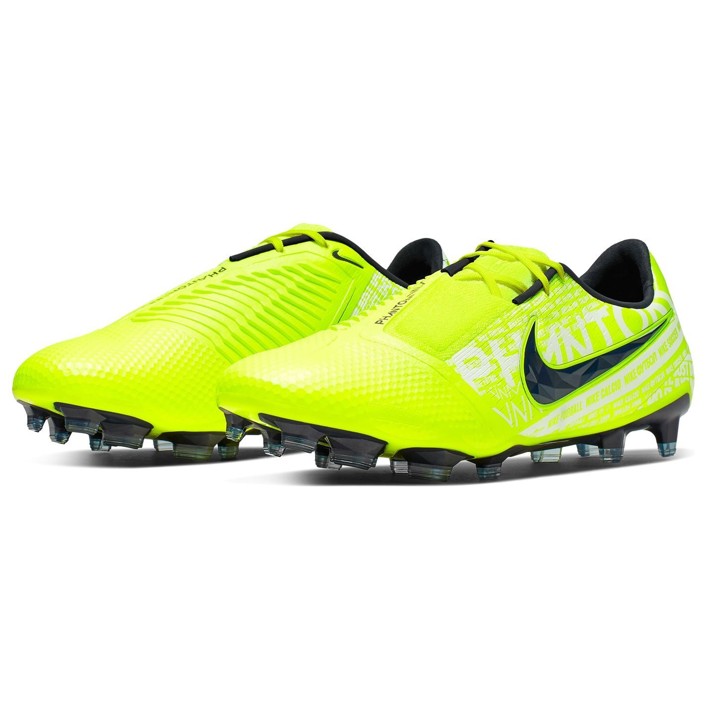 Nike-Phantom-Venom-Elite-Homme-FG-Firm-Ground-Chaussures-De-Football-Chaussures-de-foot-crampons miniature 22