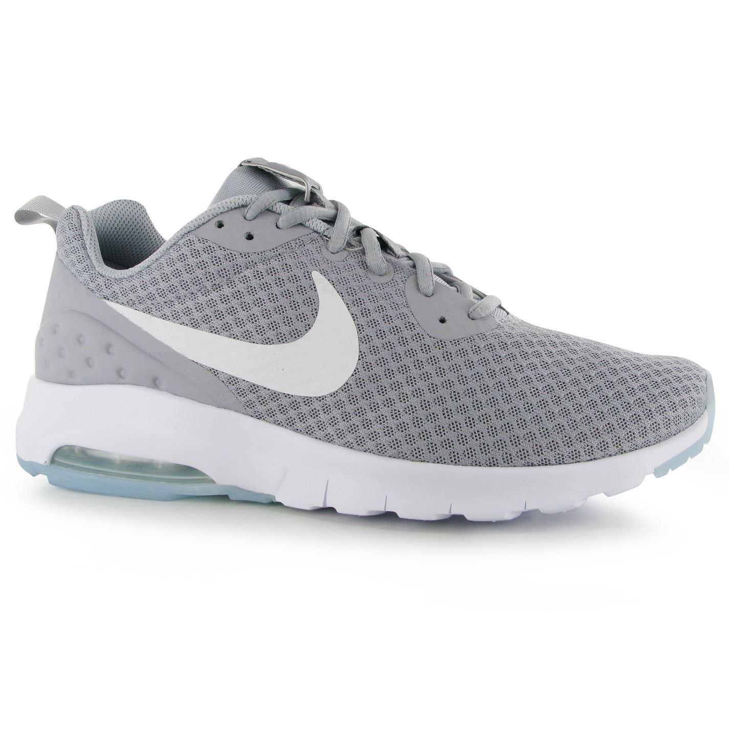Nike Air Max Motion leggero scarpe da training da uomo bianco/bianco ginnastica