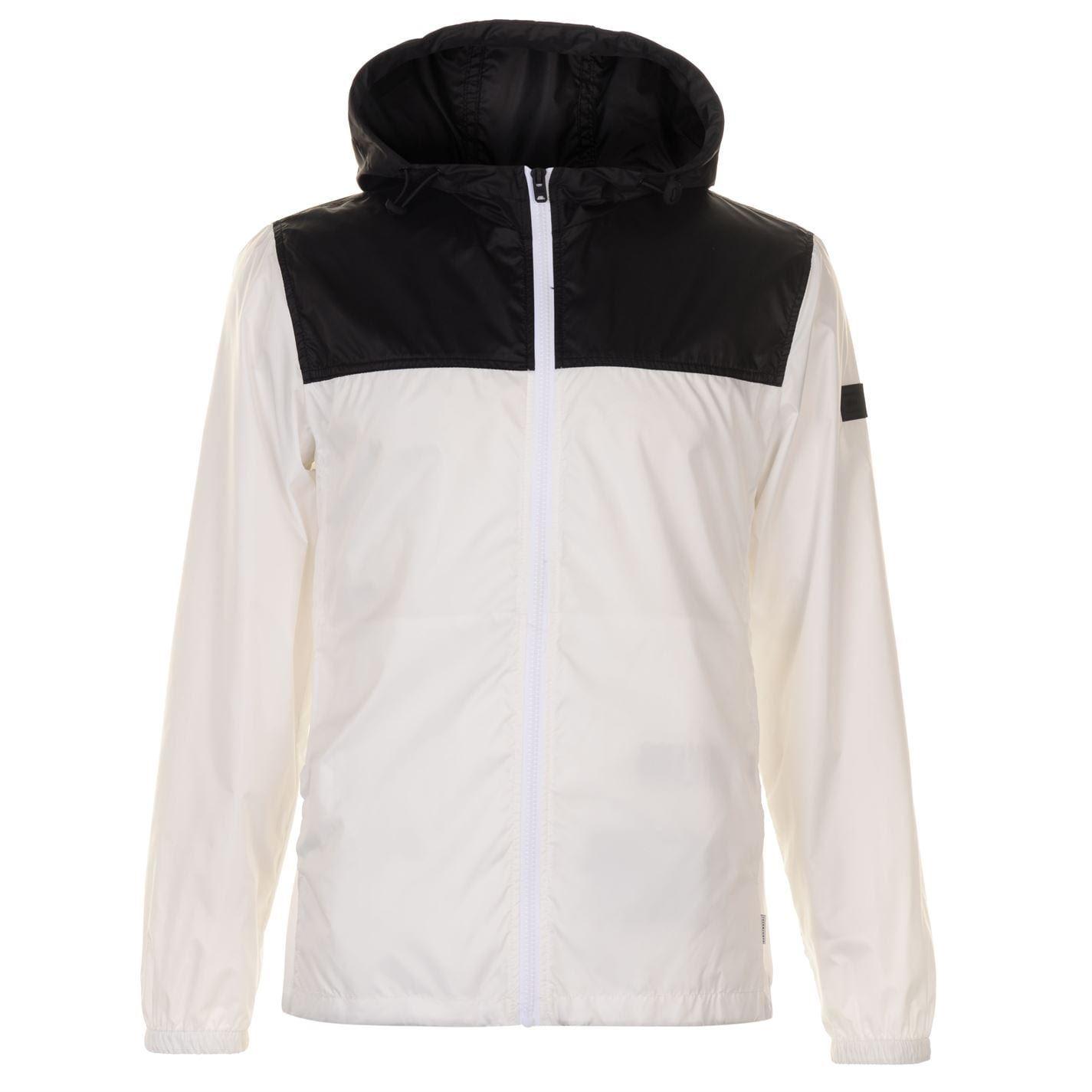 Jack /& Jones Core Jacket Lightweight Casual Windbreaker Coat Mens JCOPete