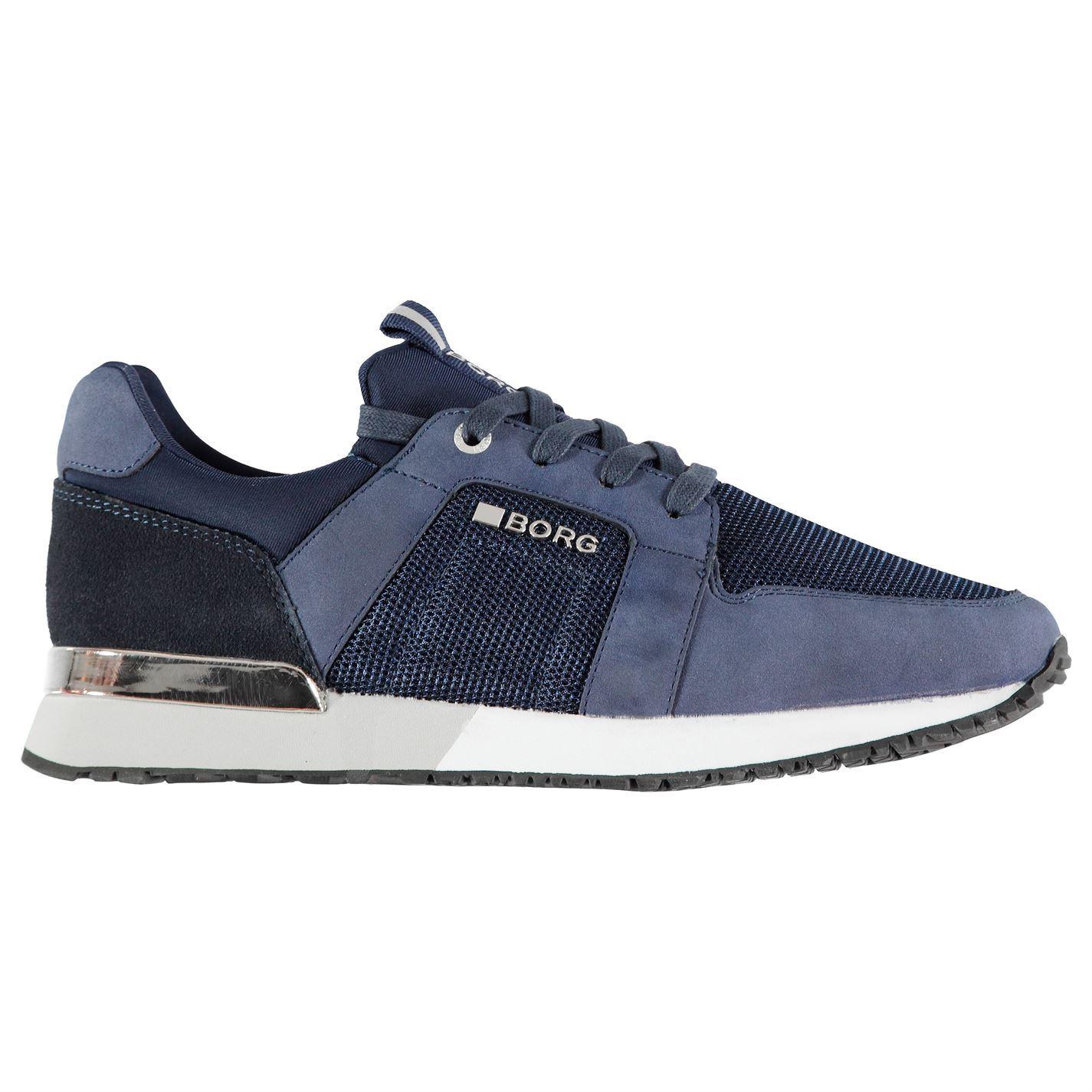 Borg Bjorn Hommes Chaussures Décontracté Basses Baskets R700 q4vHw4ZO