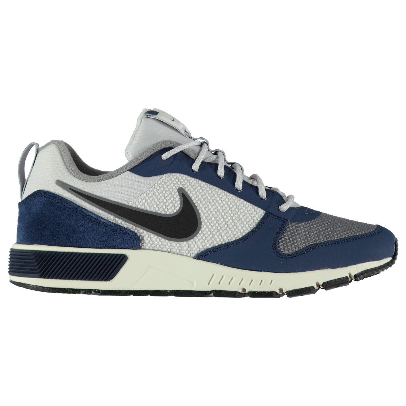 nike  flex 2012 ext mens scarpe da corsa formatori grey / delle scarpe rosse