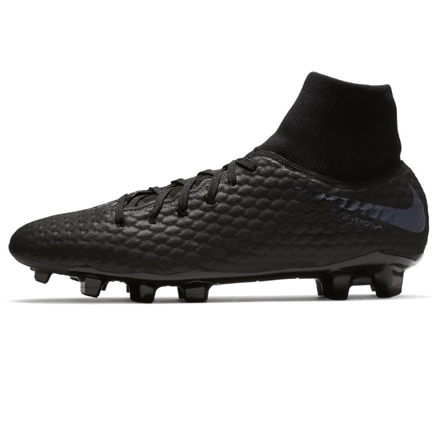 d737fffda ... Nike Hypervenom Phantom Academy DF Firm Ground Football Boots Mens  Soccer Cleats
