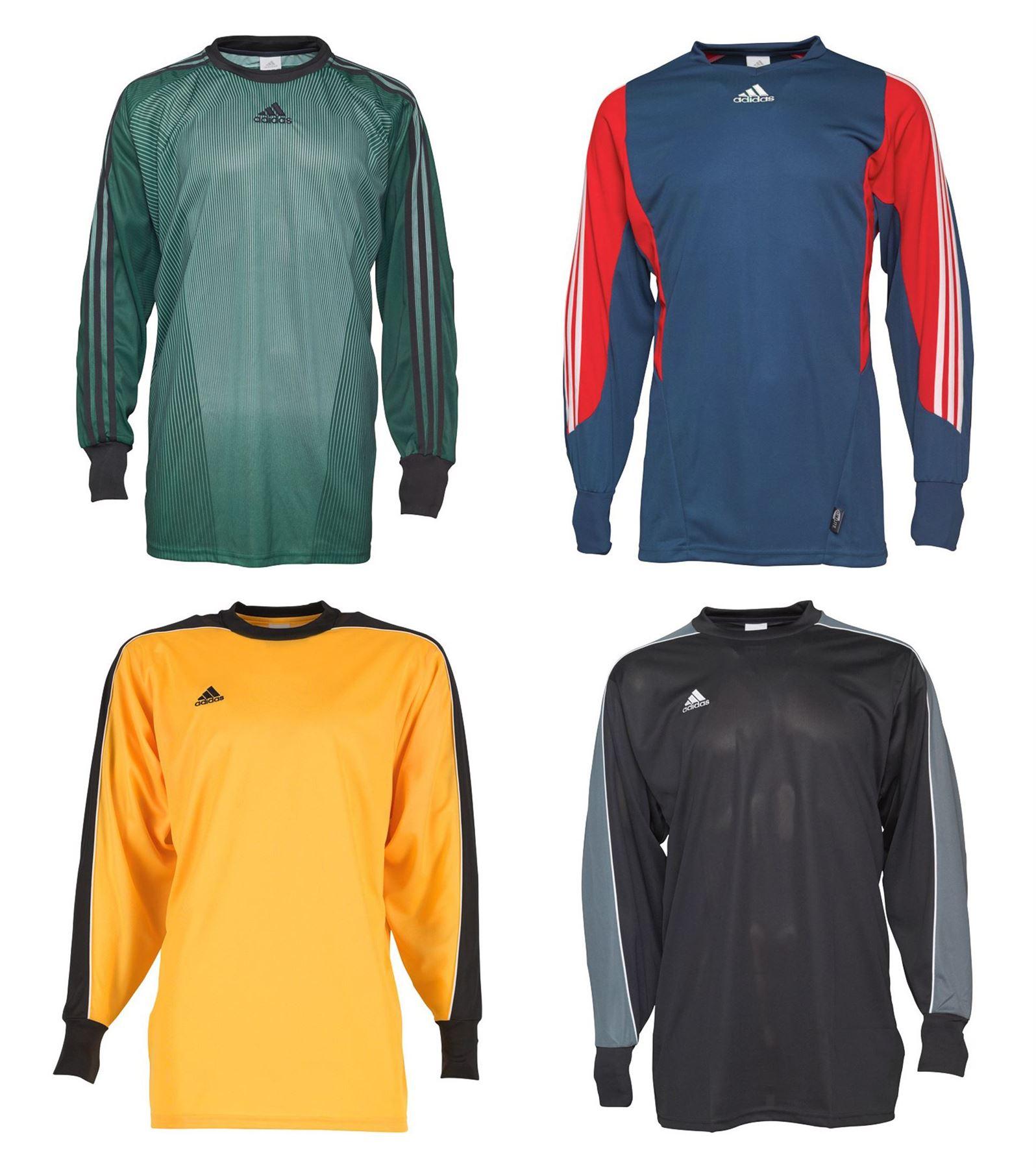 7b423b7aa ... ADIDAS Goalkeeper Football Soccer Jersey Shirt Mens Rede Costa Mundial  ...