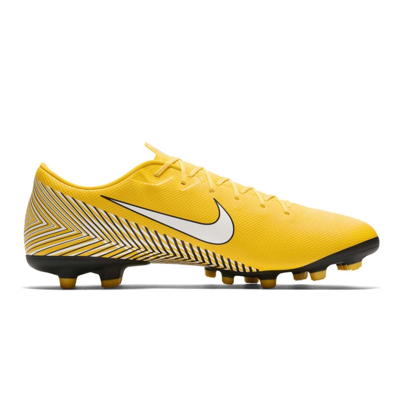 f7c78dd09d9 ... Nike Mercurial Vapor Academy Neymar FG Football Boots Mens Yellow  Soccer Cleats