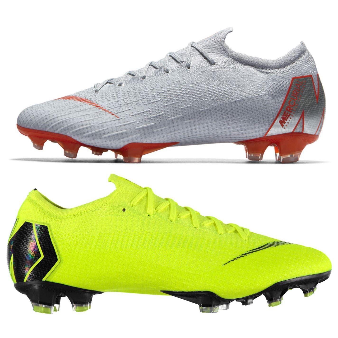 29142e086215 Nike Mercurial Vapor Elite FG Firm Ground Football Boots Mens Soccer Shoe  Cleats