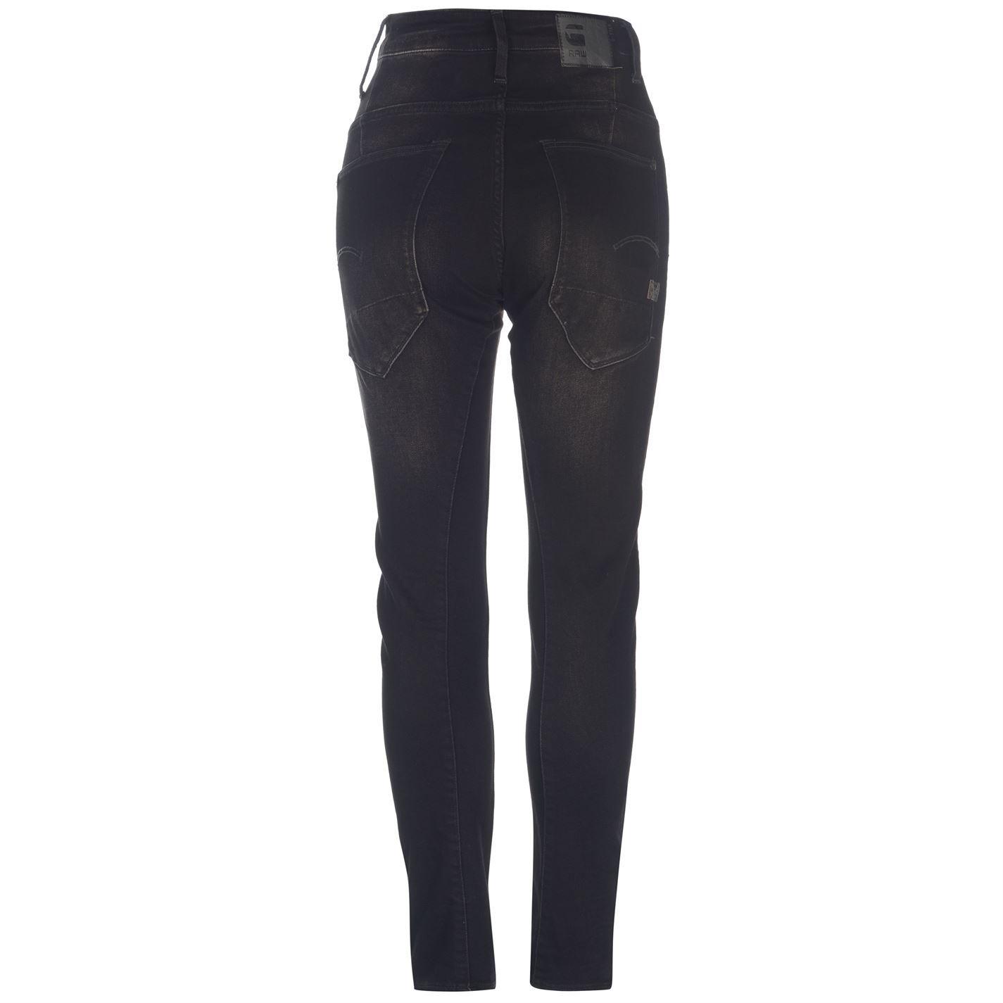 d00b2360ab Jeans Denim G Star C 3D Super Slim Mens Trouser Pants Dark Aged | eBay
