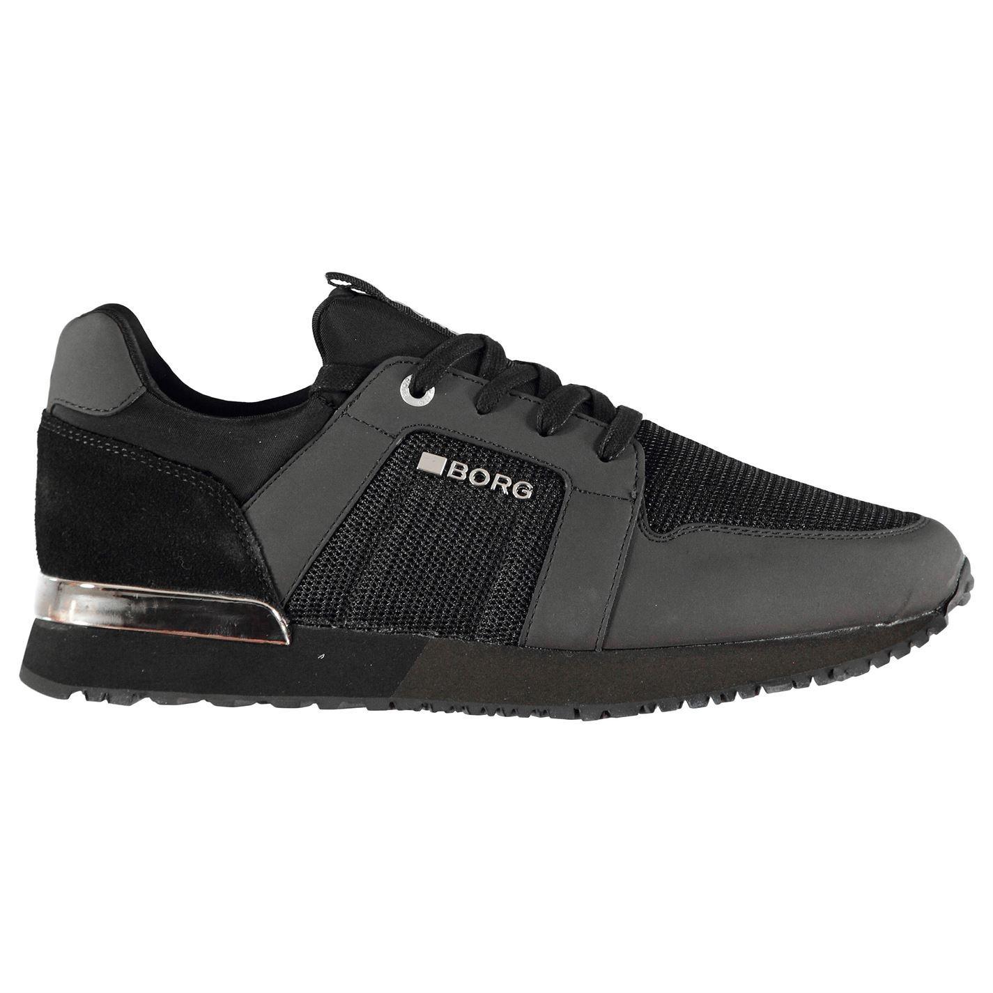 Bjorn Hommes Chaussures Basses Décontracté R700 Baskets Borg rqU1r