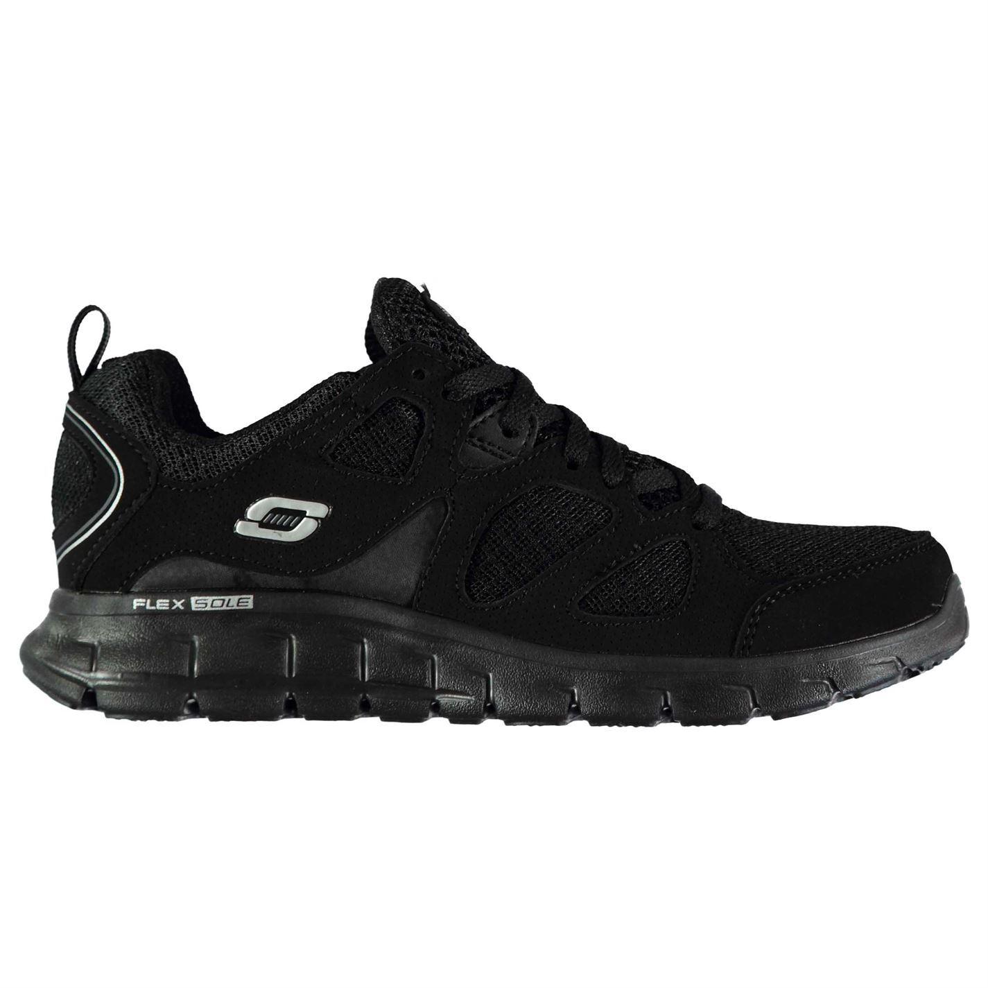 Skechers Vim Turbo Boys Trainers Shoes Footwear | eBay