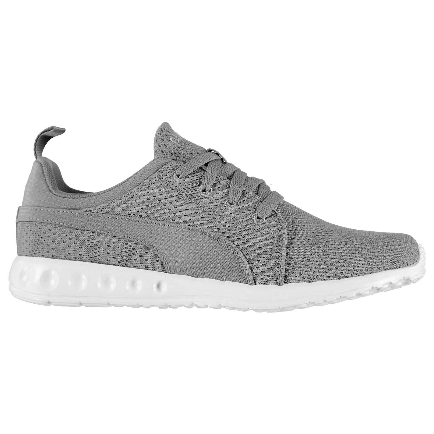 ... Puma Carson Running Shoes Mens Green White Jogging Trainers Sneakers ... 20176a7a9