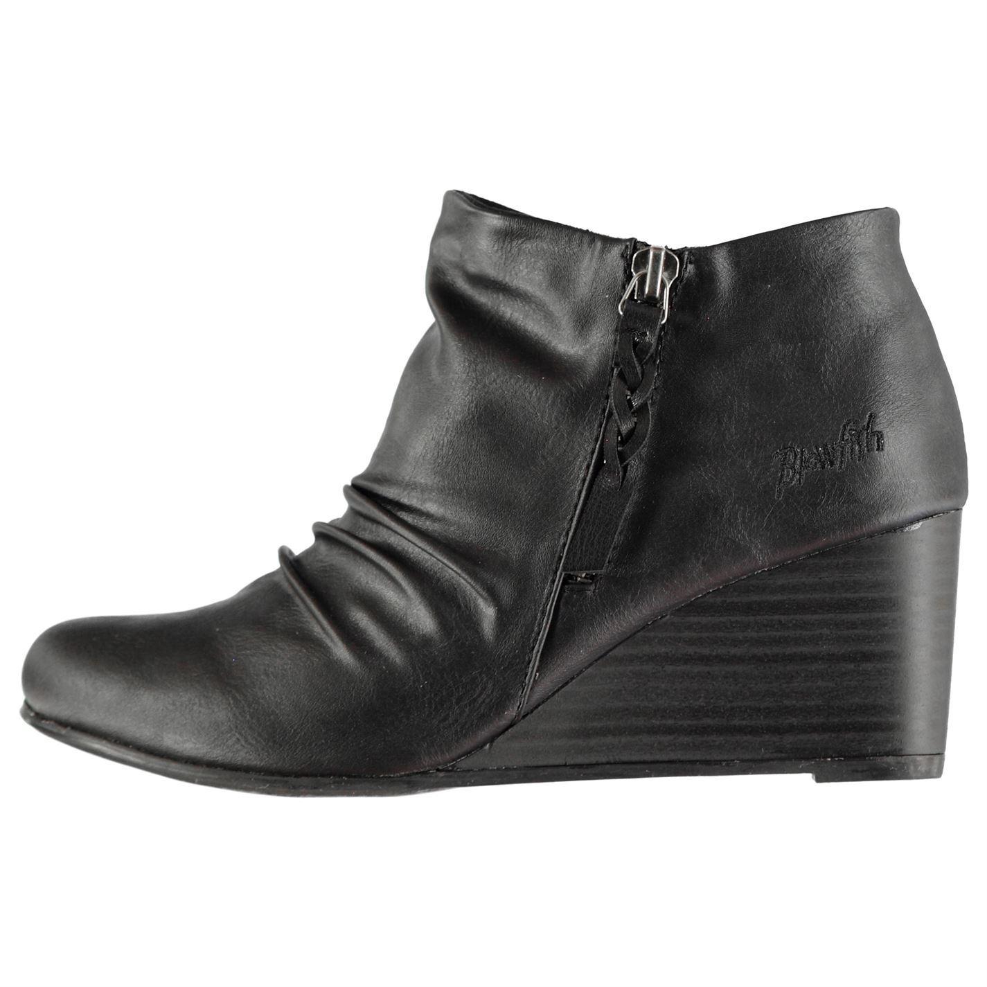 47ce1ef1586 Blowfish Balta Botines con Tacón de Plataforma Mujer Calzado Zapatos ...