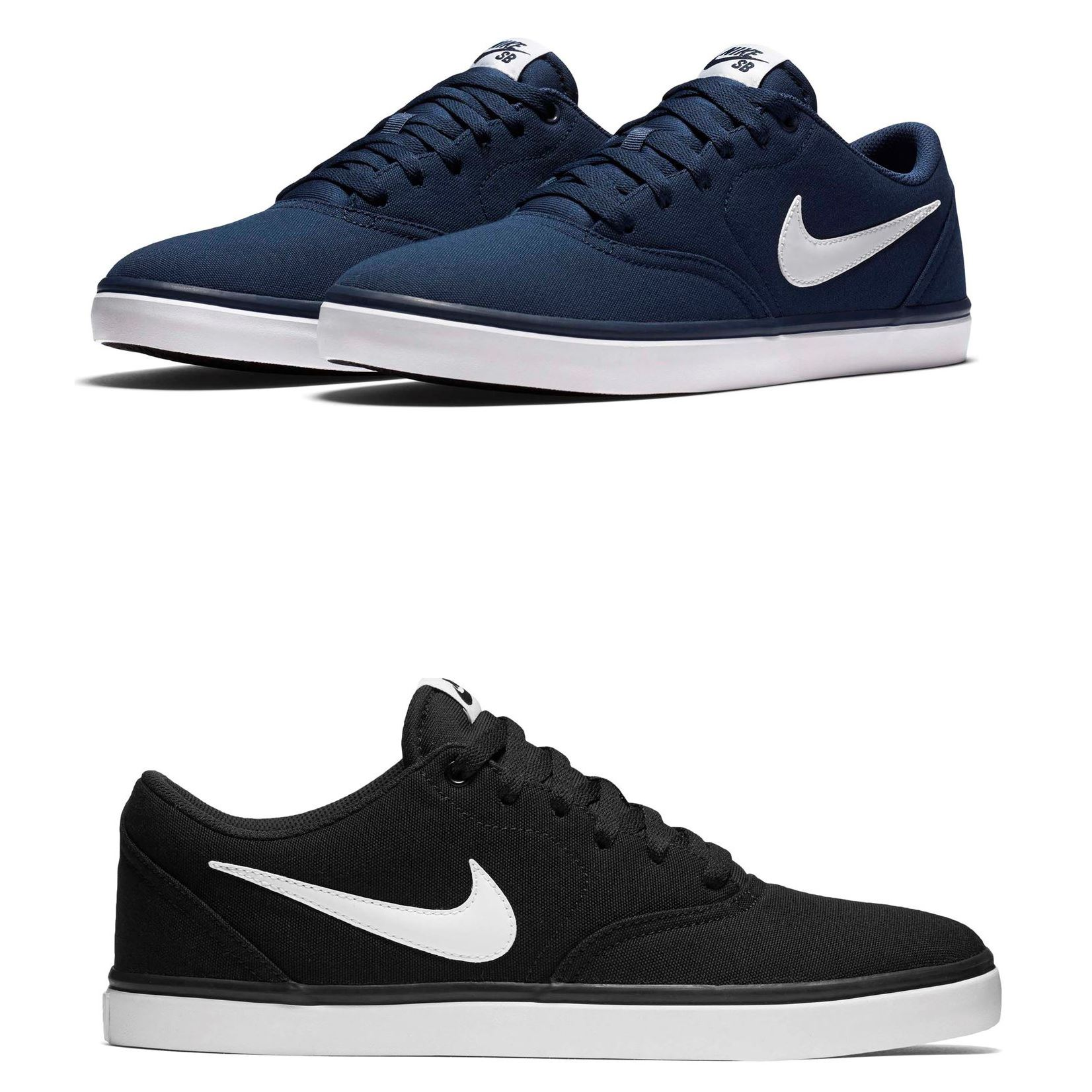 Details about Nike SB Check Canvas Mens Skate Shoes Skateboarding Trainers Footwear