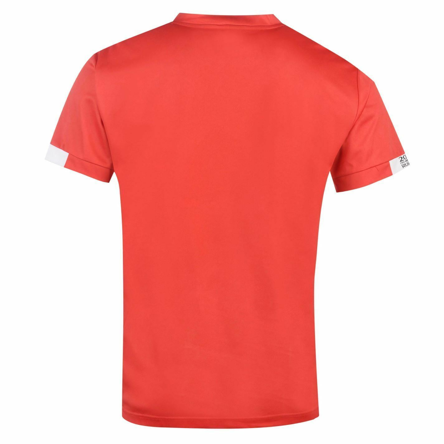 miniature 3 - FIFA Coupe du monde 2018 Angleterre T-Shirt Homme Football Soccer tee shirt top