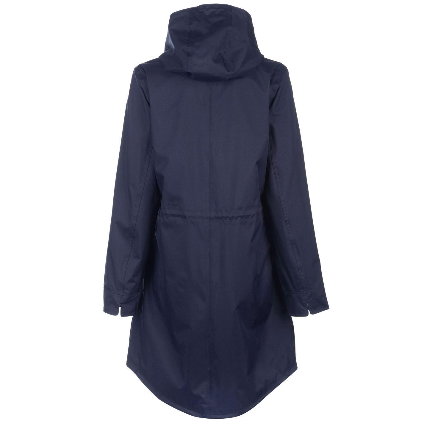Rachel Zu Murphy Blau Reitjacke Damen Wasserdichter Mantel Jack Details Oberbekleidung kOPNw80Xn