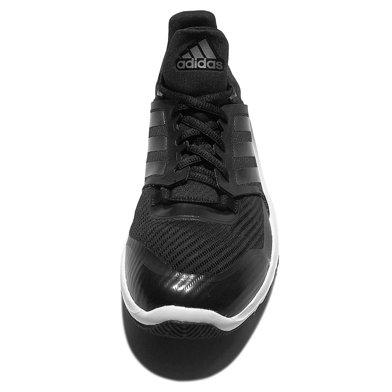Details zu Adidas Adipure 360.3 Trainingsschuhe Herren Schwarz Sporthalle Turnschuhe