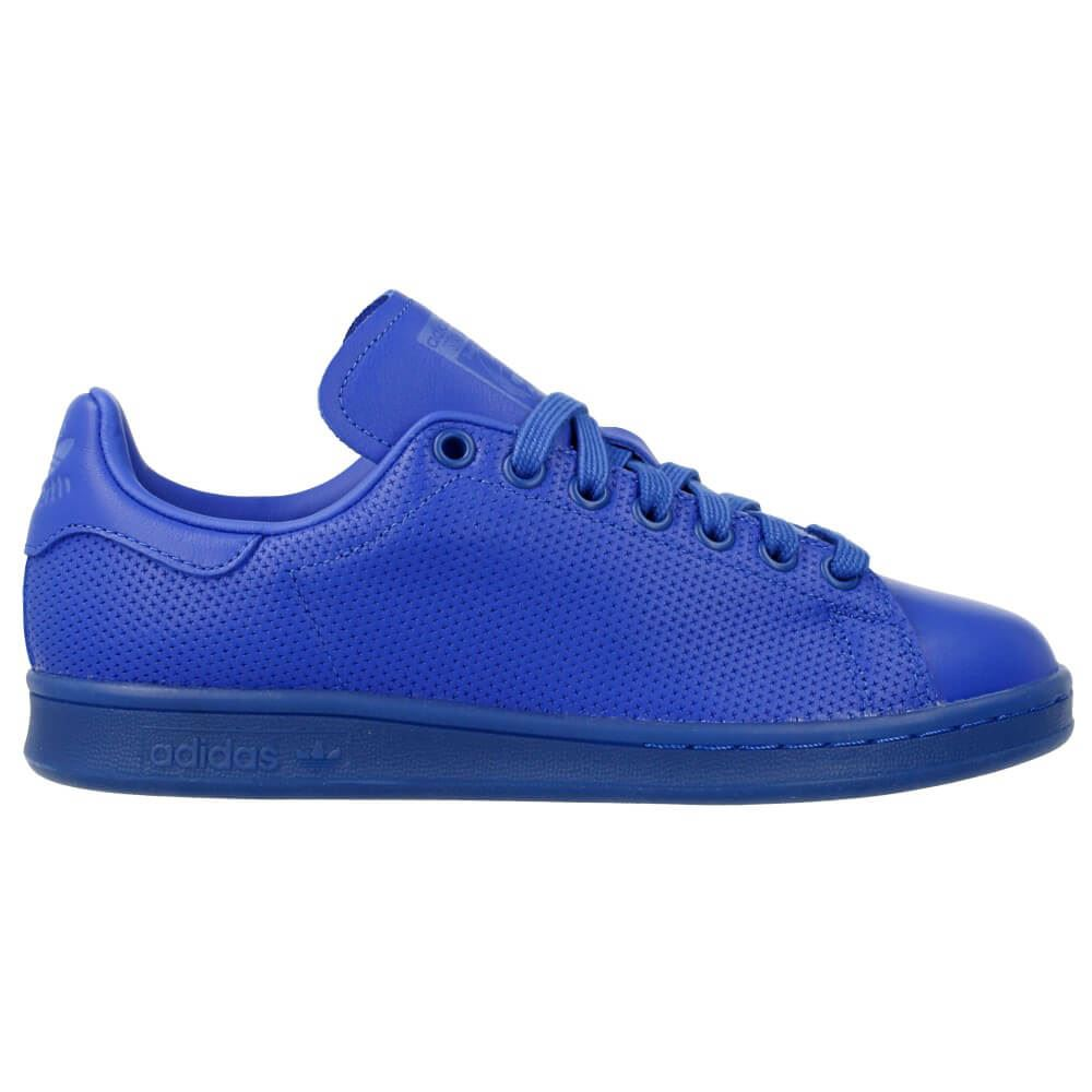 Details about adidas Originals Stan Smith Adicolor Trainers Mens Blue Sneakers Shoes Footwear