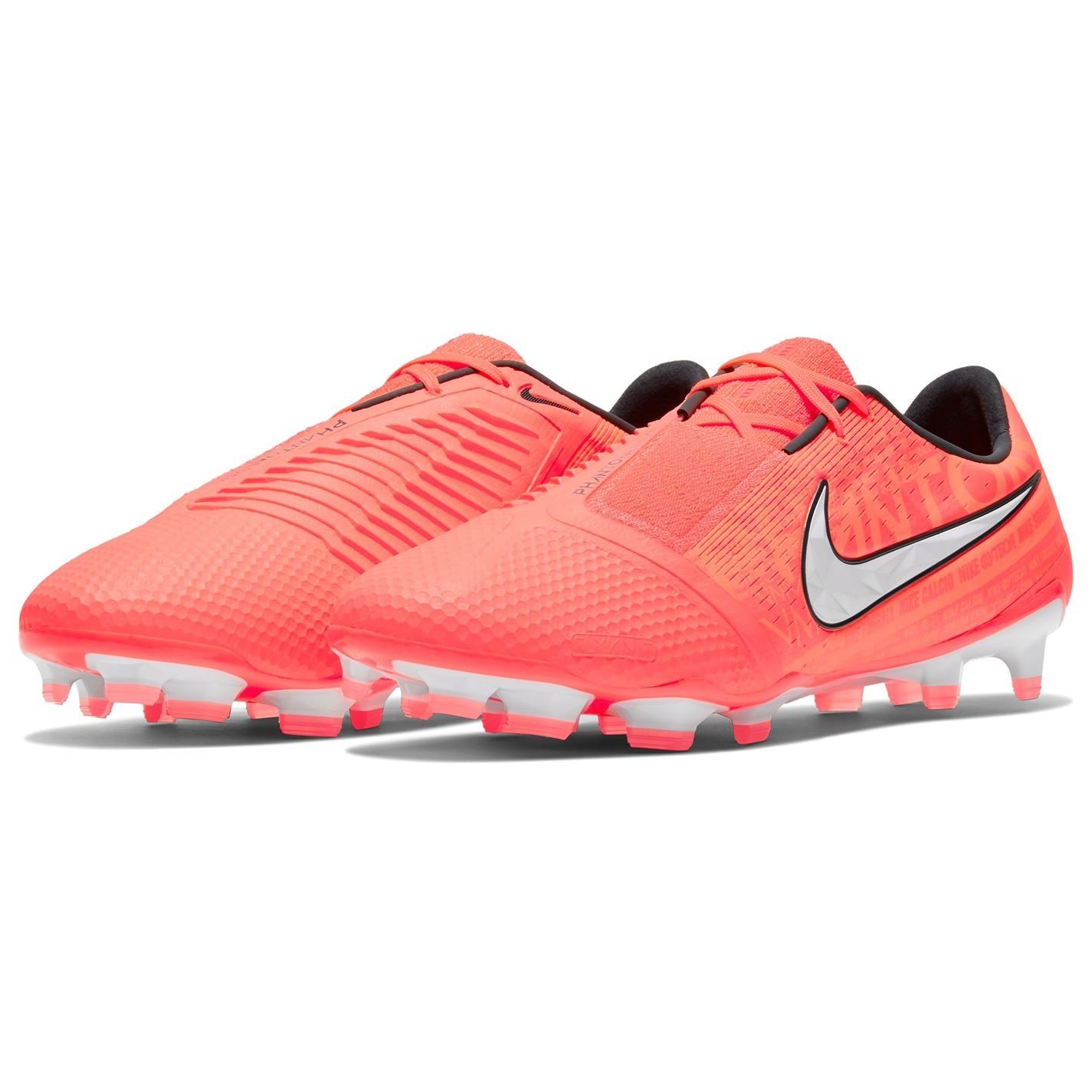 Nike-Phantom-Venom-Elite-Homme-FG-Firm-Ground-Chaussures-De-Football-Chaussures-de-foot-crampons miniature 7