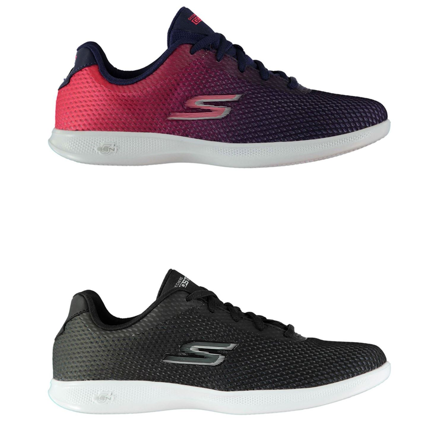 zapatillas skechers mujer ultima coleccion running 30 a�os