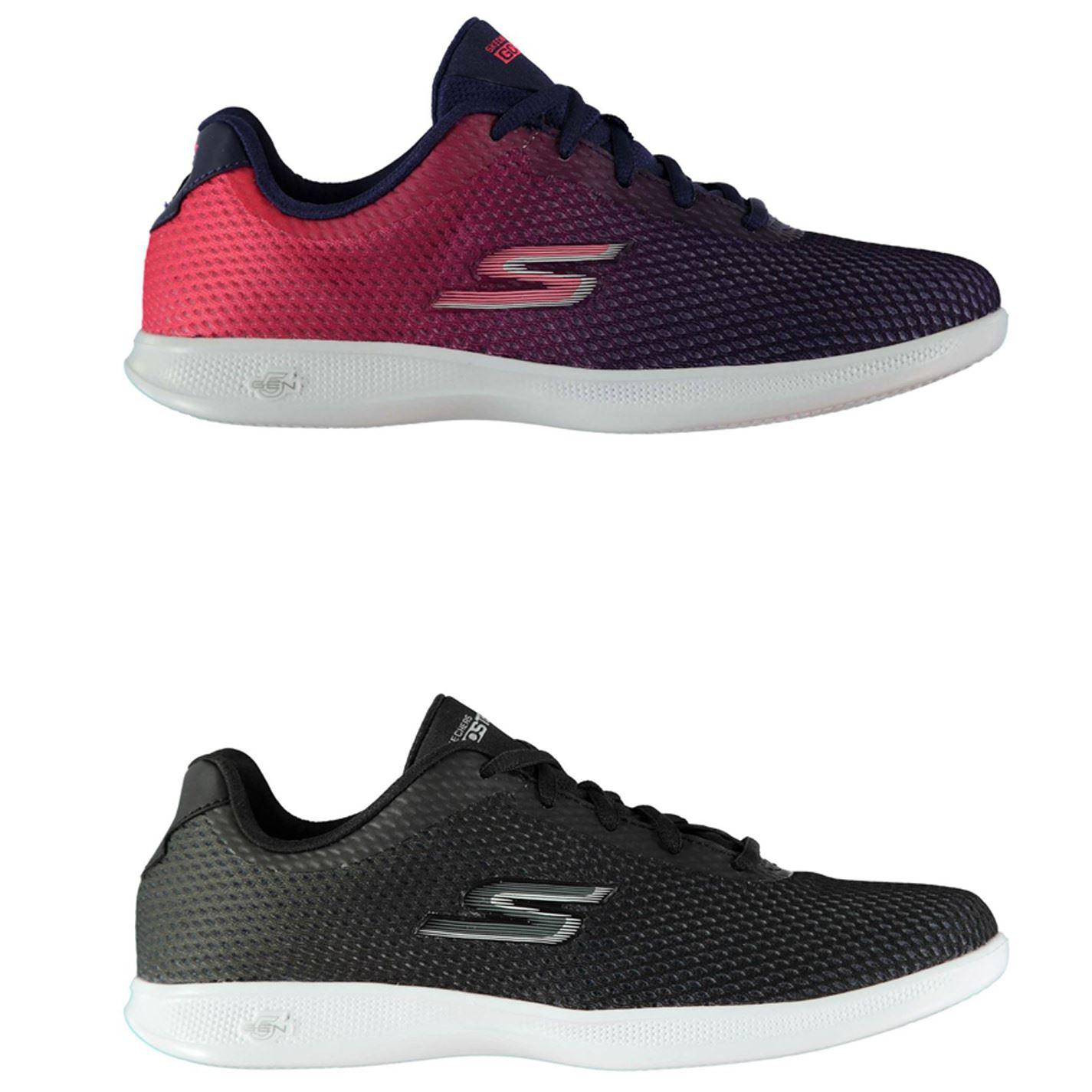 Detalles de Skechers Go Step Lite Zapatillas Zapatos de Mujer Mujer Calzado