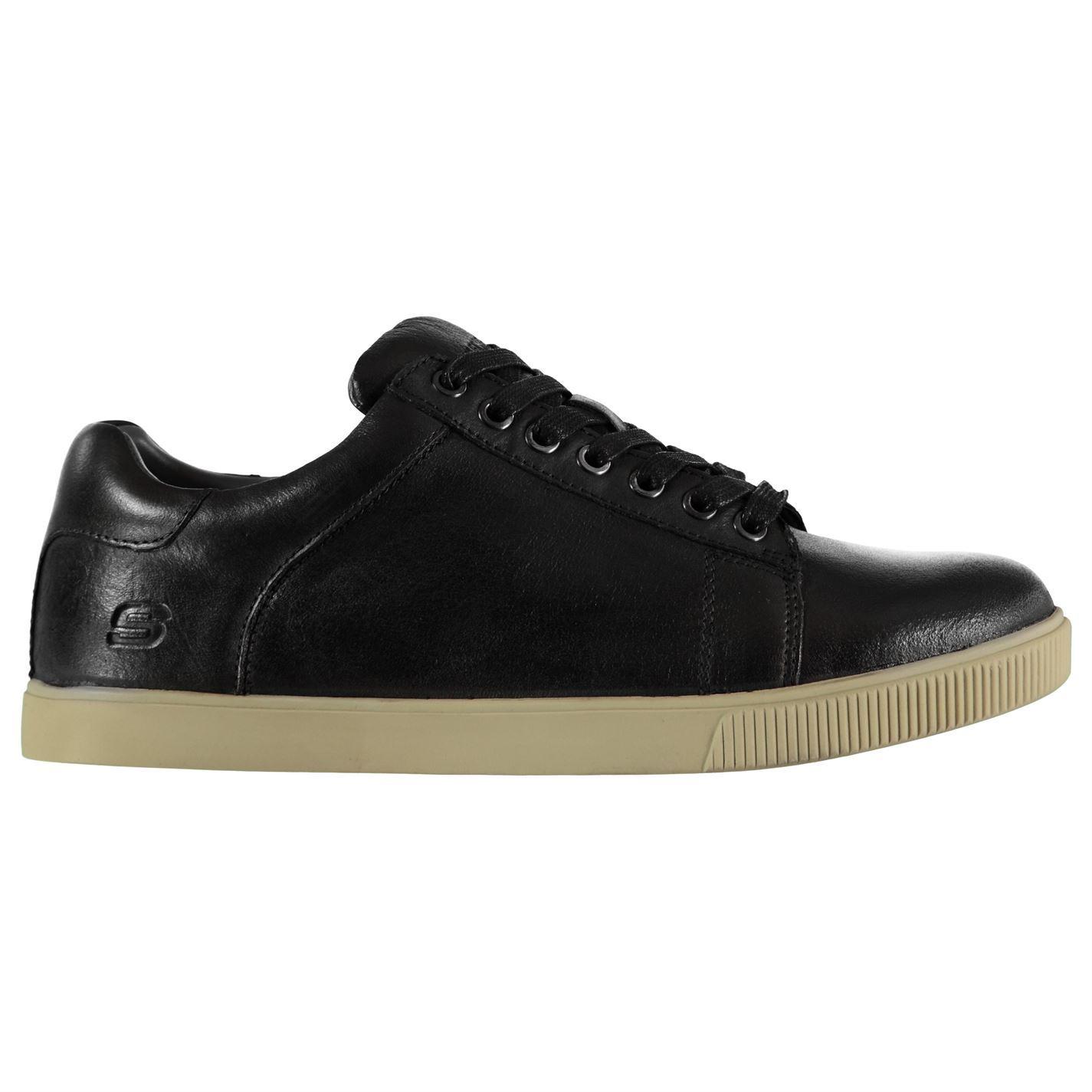 Skechers-Vol-Fandom-Homme-Chaussures-Baskets-decontractees-chaussures-baskets miniature 4