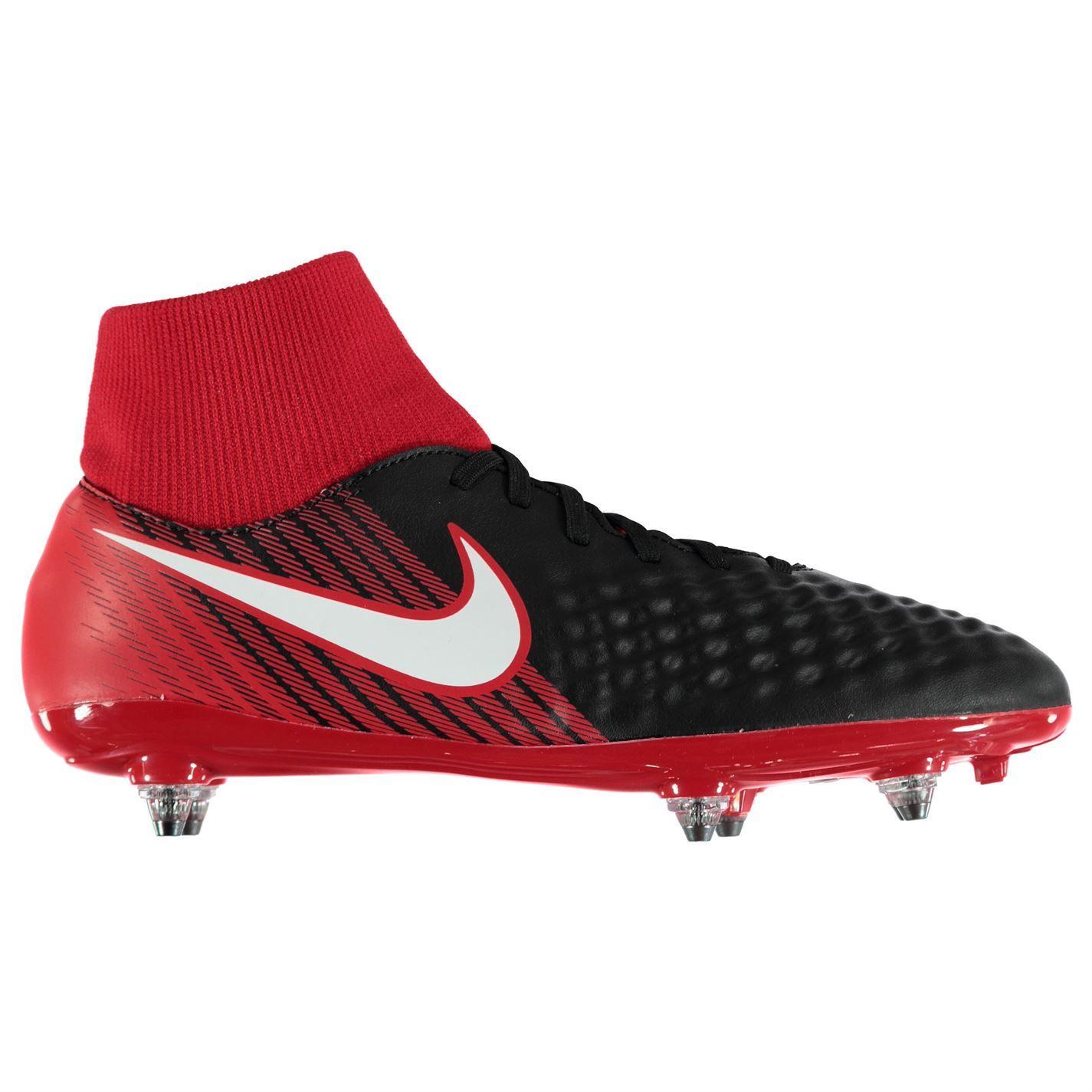cc591e6f8c7 ... Nike Magista Onda DF Soft Ground Football Boots Mens Black Soccer Shoes  Cleats ...