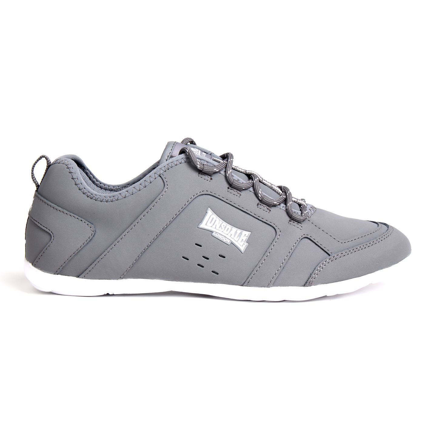 Zapatos grises Lonsdale para mujer Zu9HImVS99