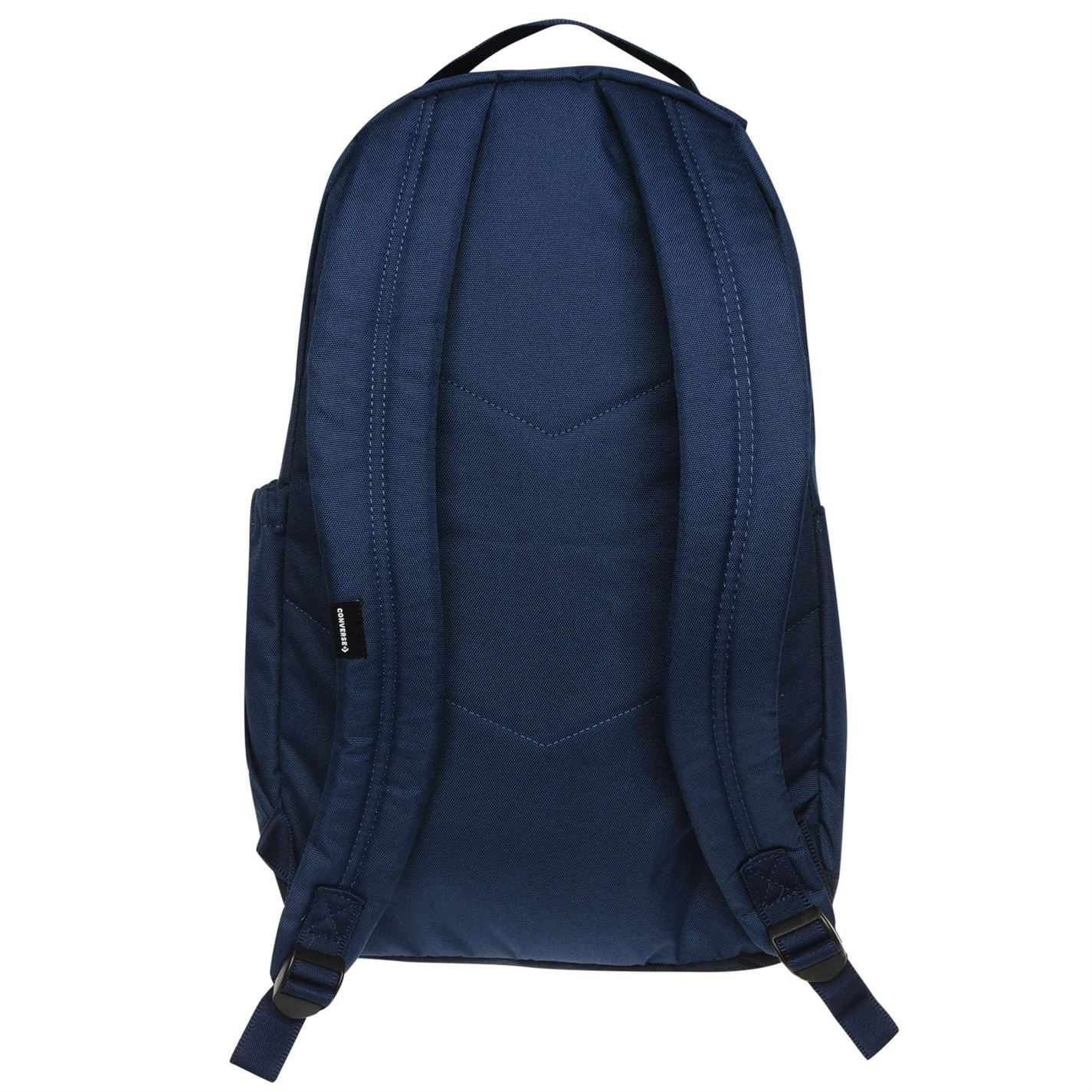 db5f518dc1 ... Converse Go Backpack Navy Rucksack Daypack Bag