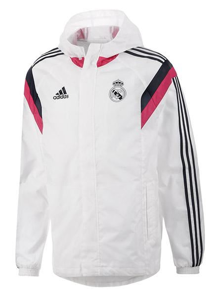 giacca calcio Real Madrid merchandising