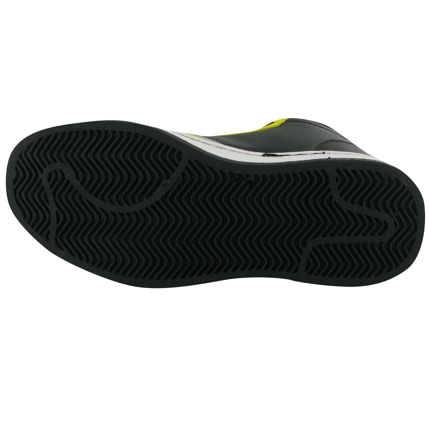 2418346a173db7 DC Comics Batman Hi Top Trainers Juniors Black Sneakers Shoes Footwear
