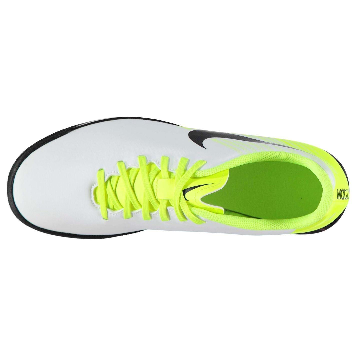 5e3b72ac5b16 ... Nike Magista Ola II AG Artificial Grass Trainers Mens Wht/Gry Football  Soccer
