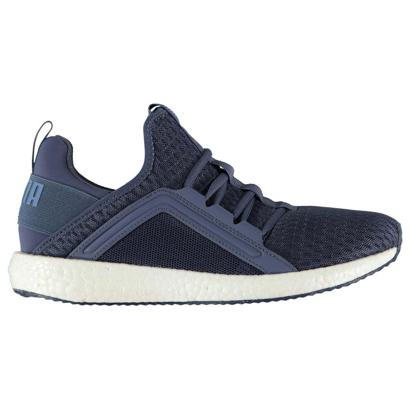 dd19de7e960 ... Puma Mega NRGY Running Shoes Womens Blue Run Jogging Trainers Sneakers  ...