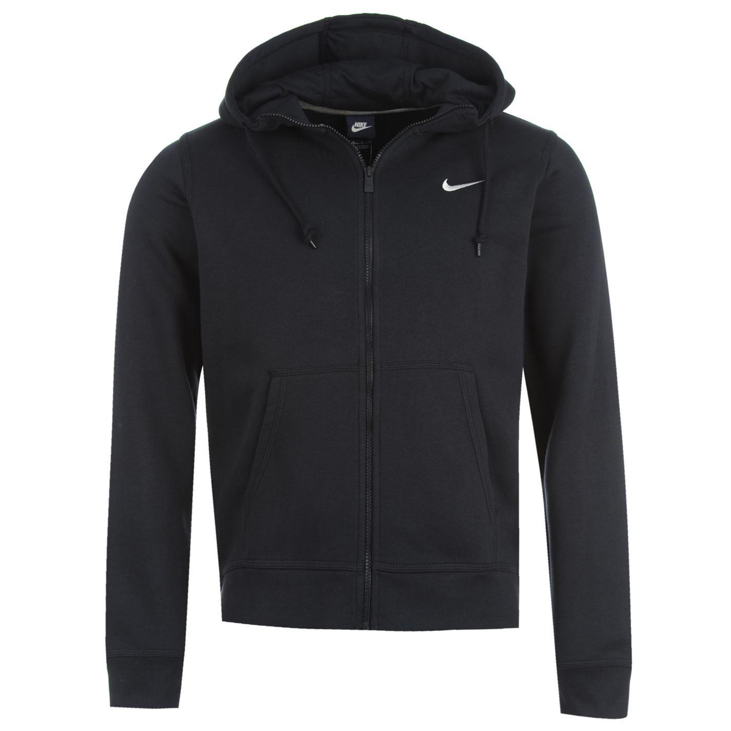 Nike-Fundamentals-Full-Zip-Hoody-Jacket-Mens-Hoodie-Sweatshirt-Sweater-Top thumbnail 8