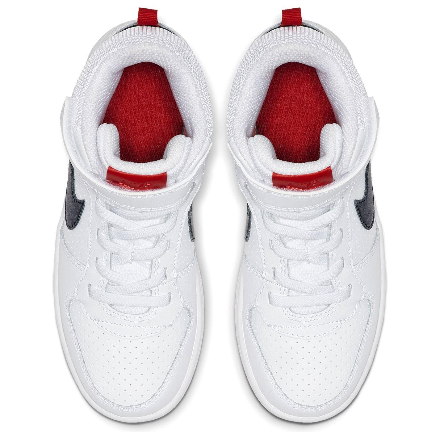 Scarpe da ginnastica Nike Court Borough Bambino Boys Scarpe Calzature