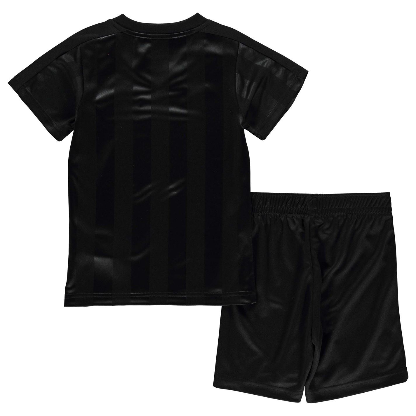 ... Puma Newcastle United Third Mini Kit 2017-18 Infants Black Football  Soccer Strip 76862127bc70d