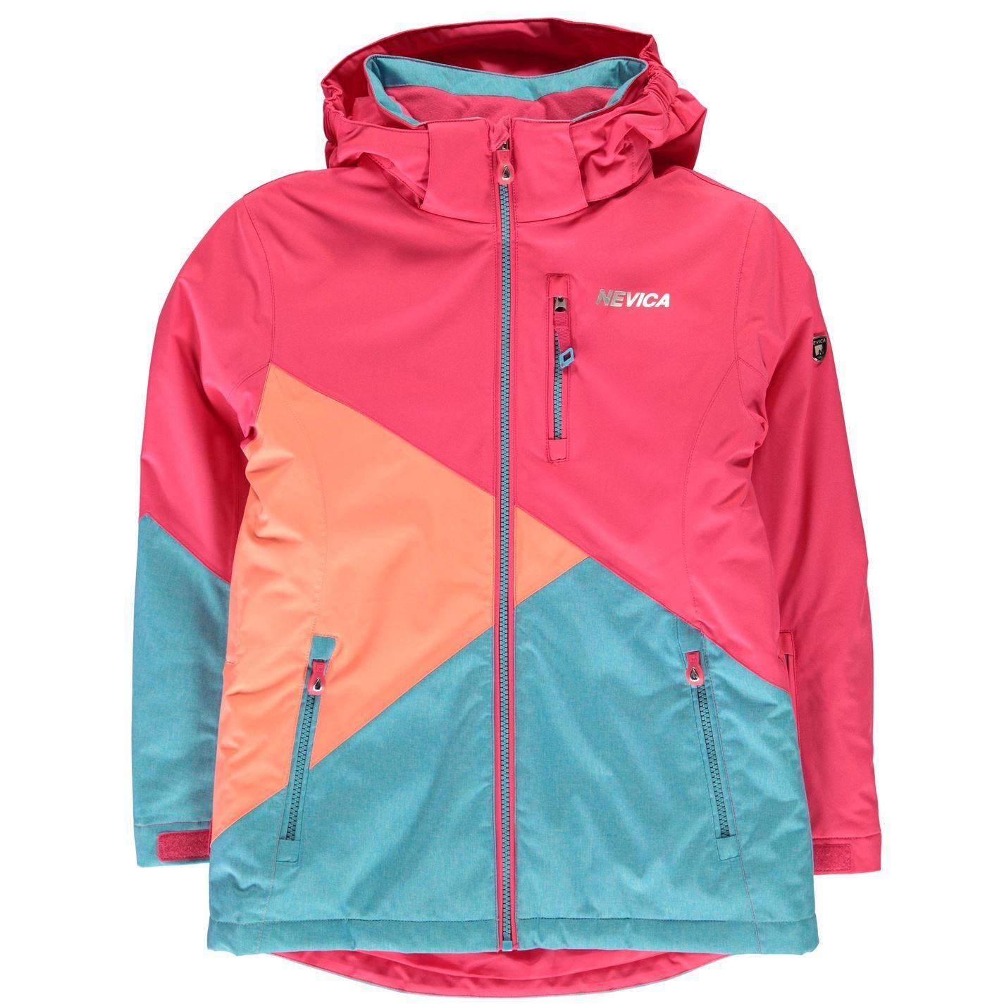 ... Nevica Meribel Ski Jacket Junior Girls Snow Coat Skiing Outerwear cdfd1d6ebb0