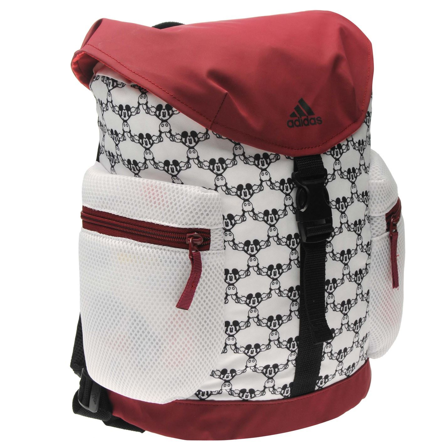 19e9372d04 Red And White Adidas Backpack- Fenix Toulouse Handball