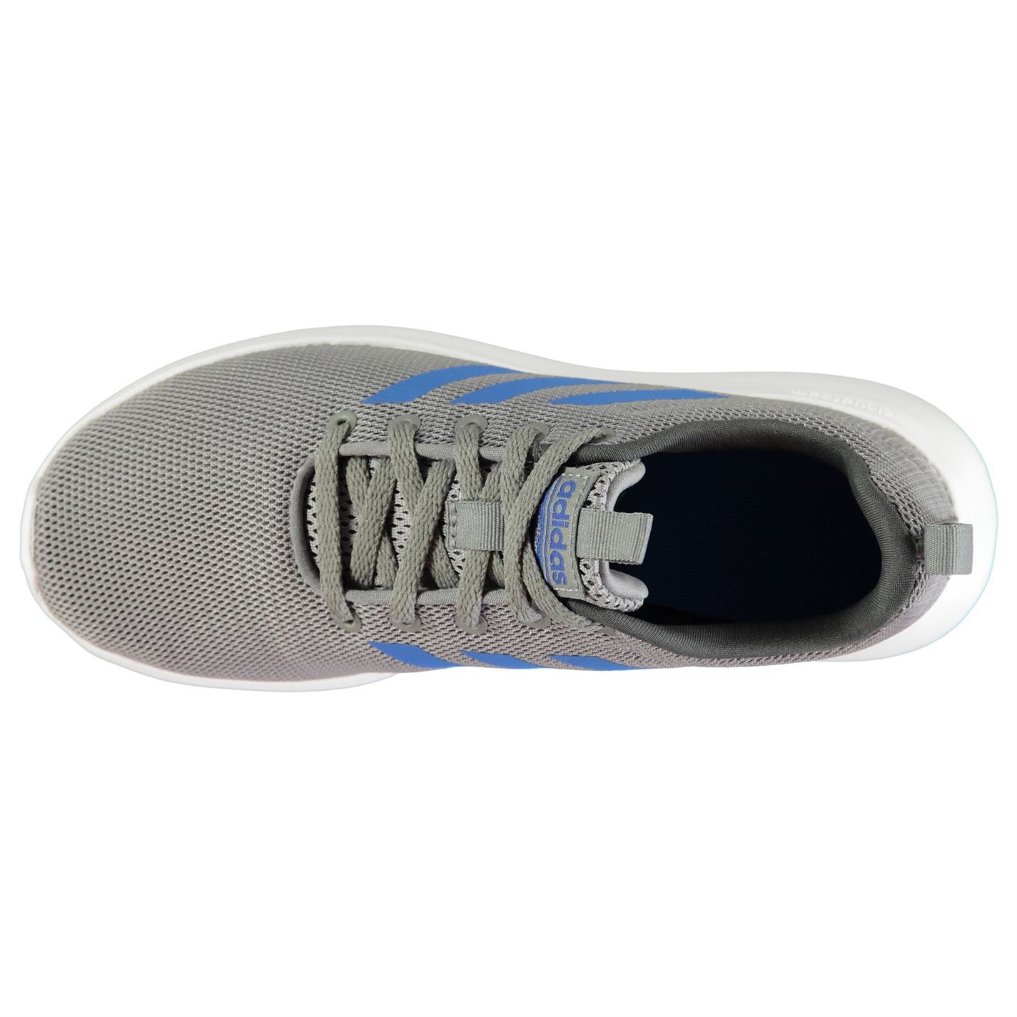 adidas Lite Racer CLN Trainers Junior Boys Shoes Footwear