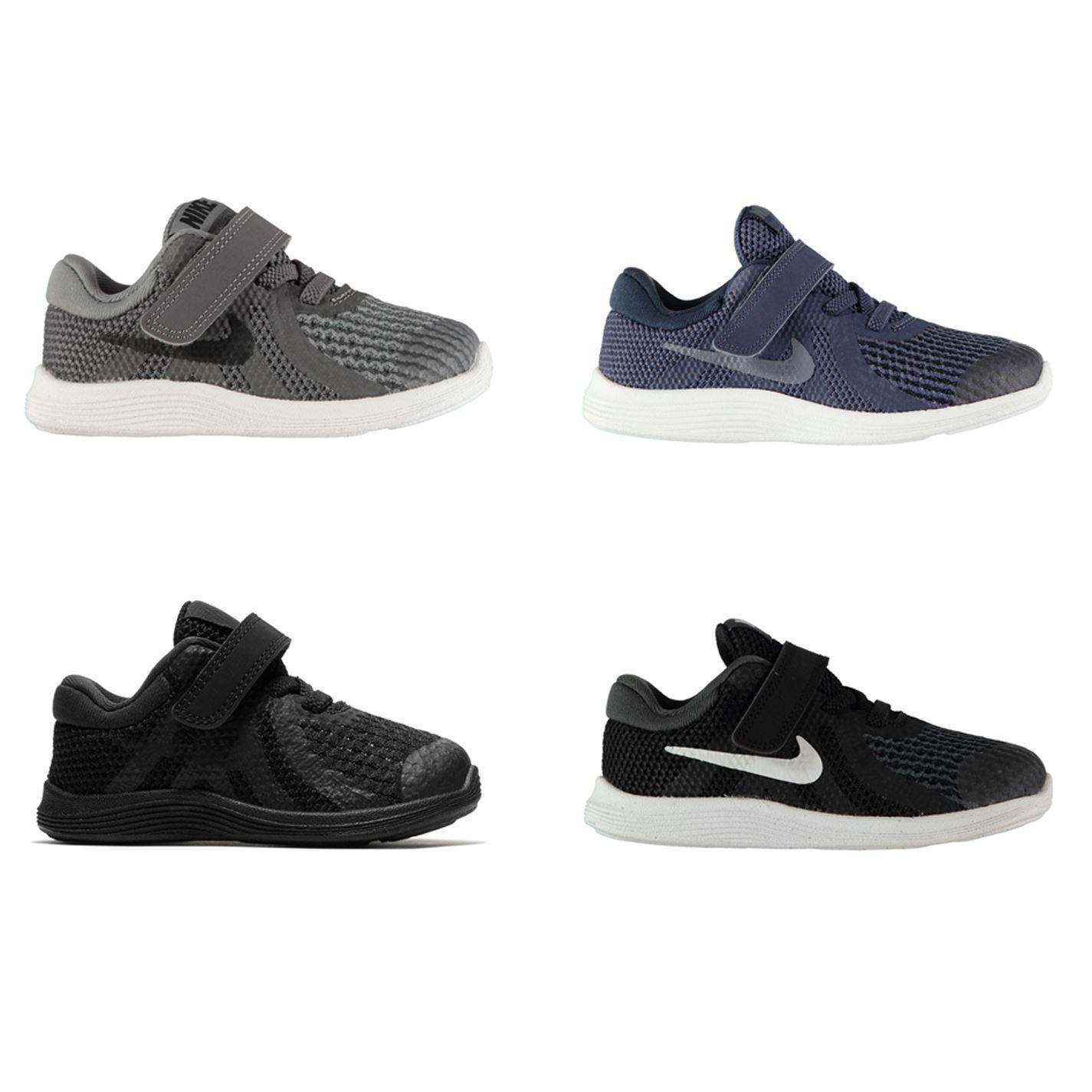 Nike Boys Infant Revolution 4 Grey