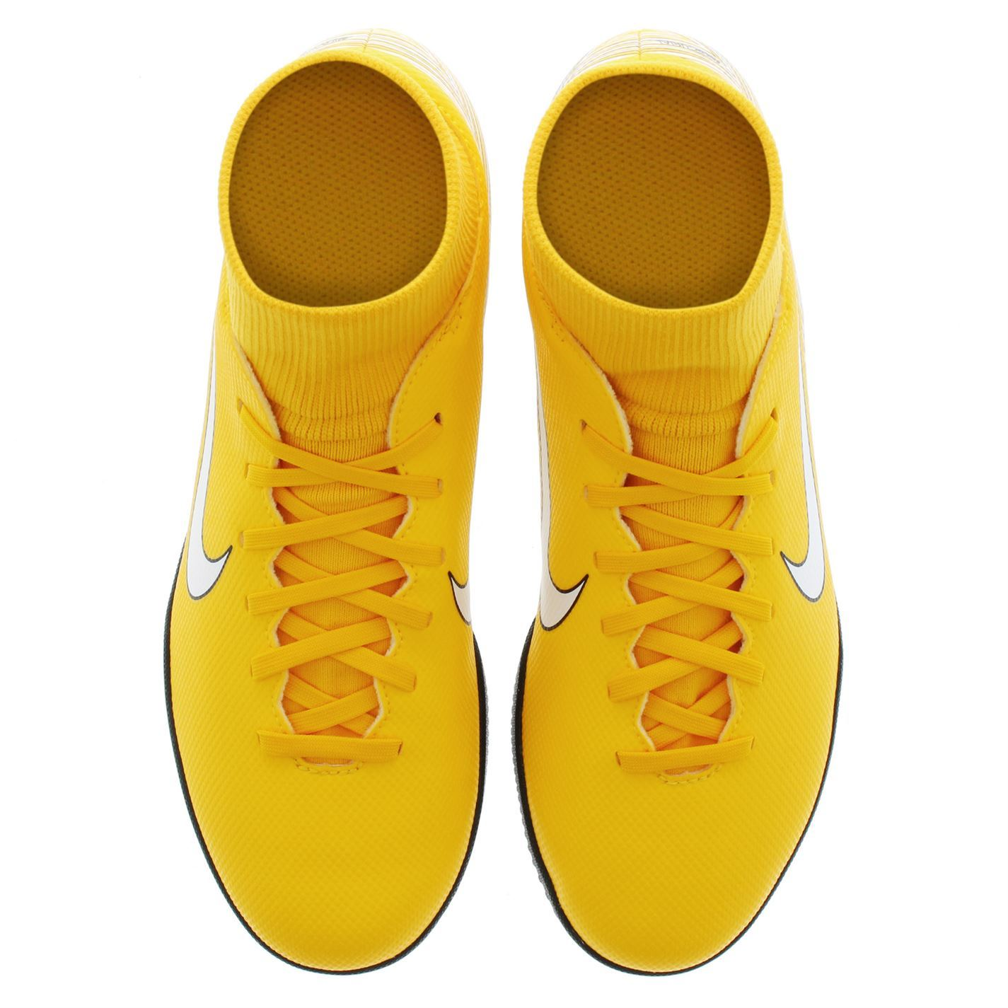 731373eff12 ... Nike Mercurial Club Neymar DF Indoor Football Trainers Mens Yellow  Soccer Shoes