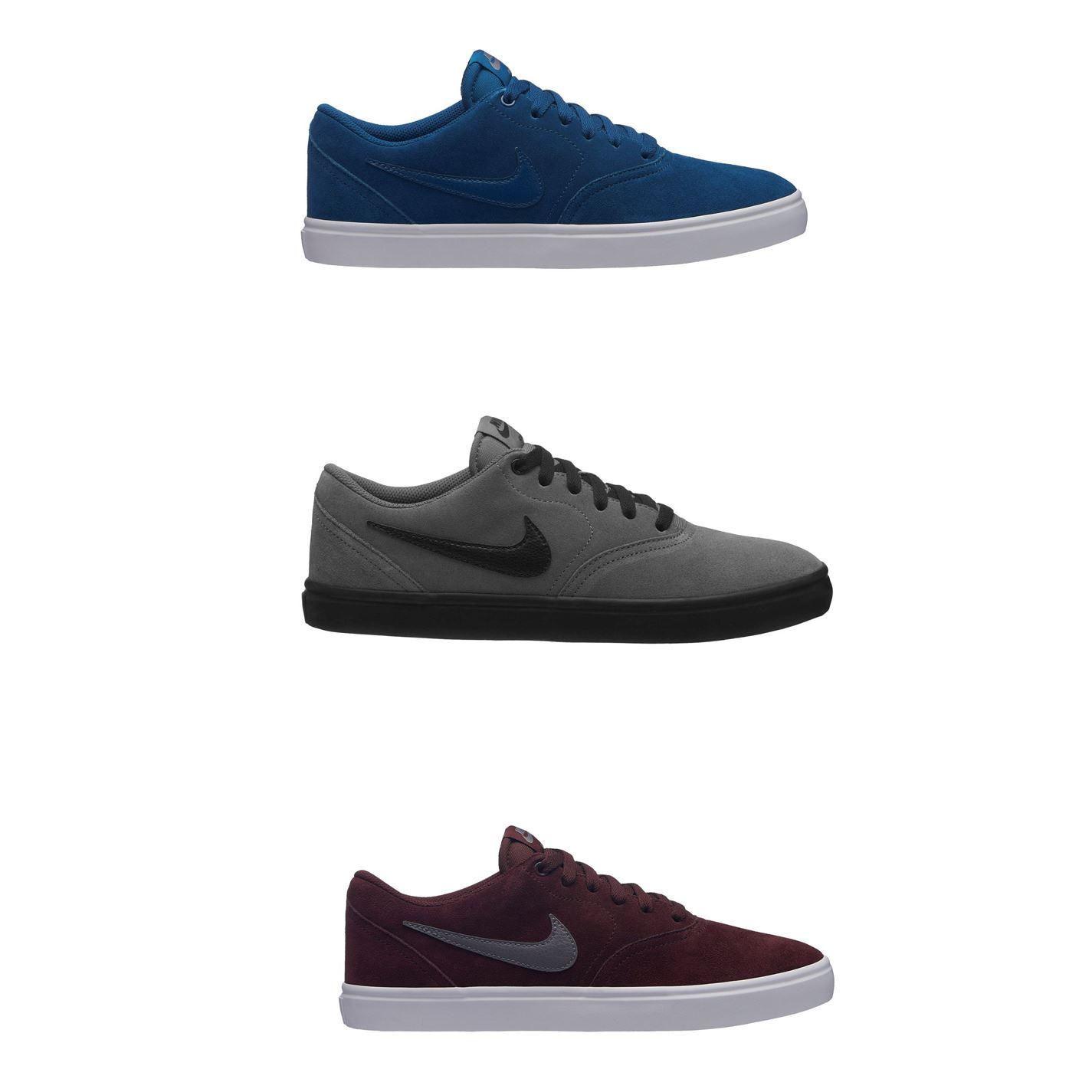 quality design 36084 3bec2 Details about Nike SB Check Solar Mens Skate Shoes Skateboarding Footwear