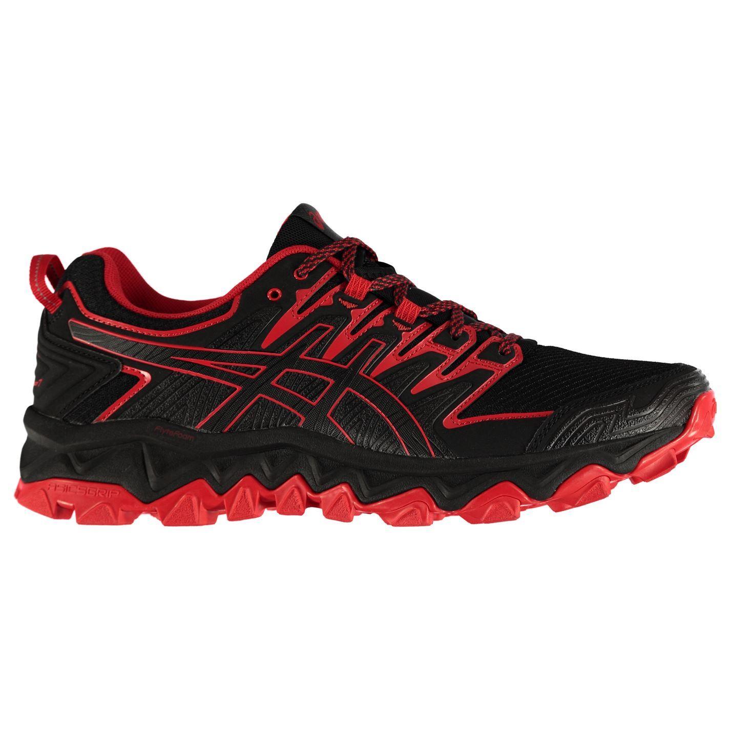 Detalles de Asics Gel Fujitrabuco 7 Zapatillas Running Hombre Fitness Trote