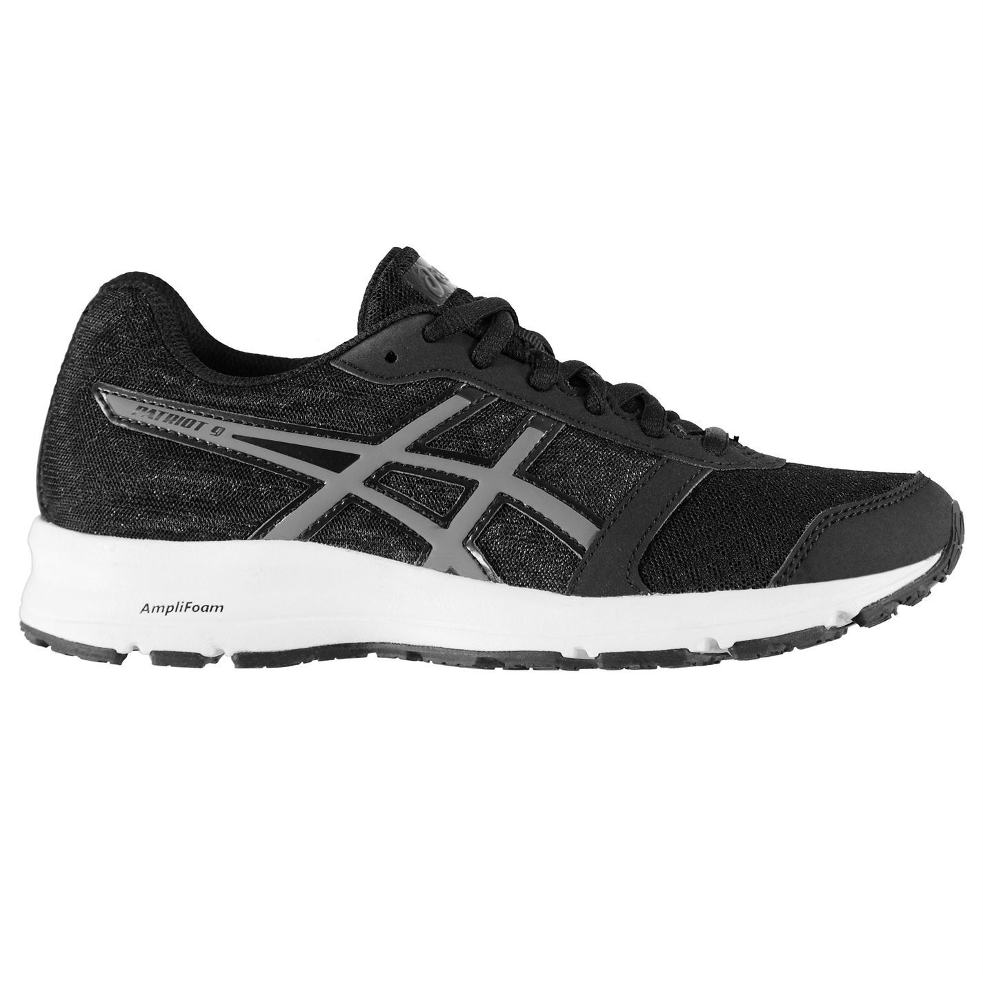 6b242cb9929 ... Asics Gel patriota 9 zapatillas mujer negro zapatillas zapatillas de  Jogging ...