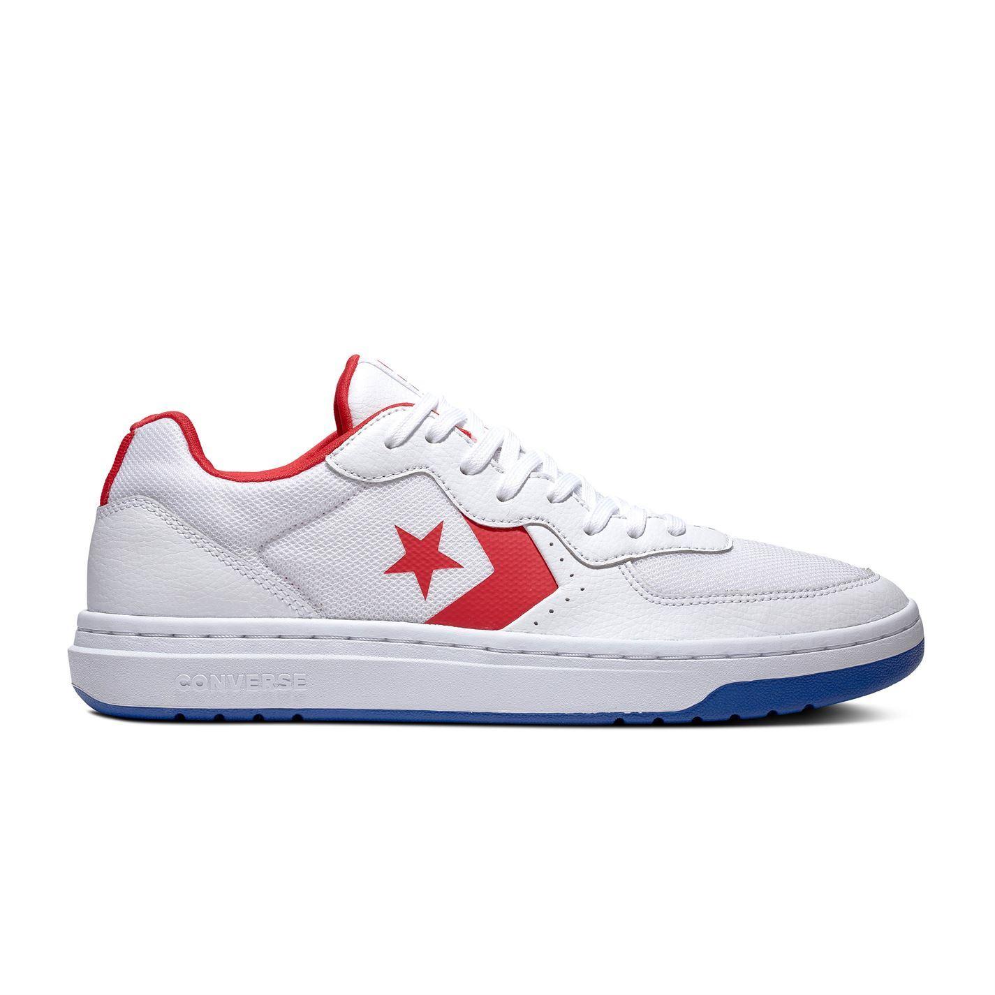 Converse-Rival-Baskets-Pour-Homme-Chaussures-De-Loisirs-Chaussures-Baskets miniature 29