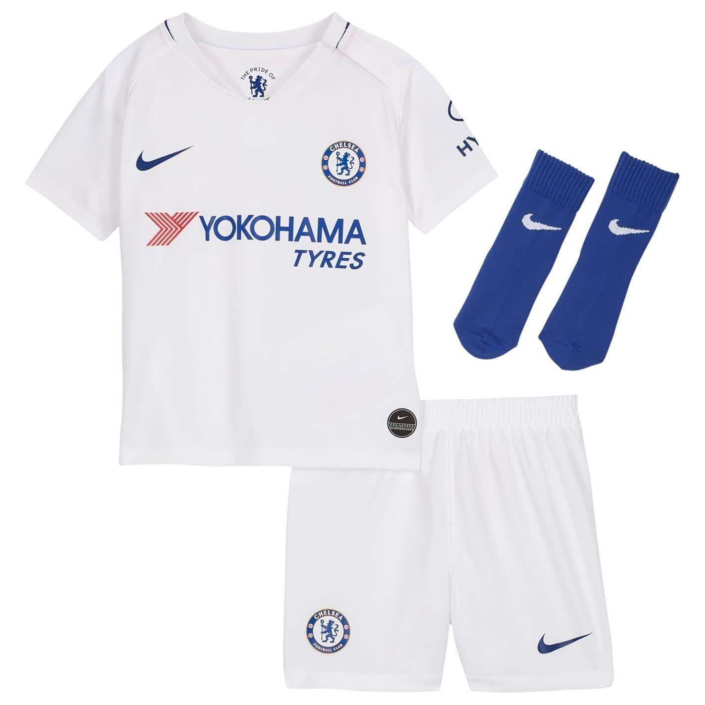 3-6 Months Chelsea Spurs Baby Vest Cool Kid Boy Girl CFC Football Goal